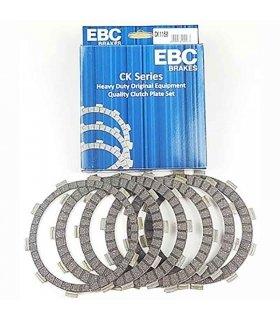 DISCOS DE EMBRAGUE EBC HONDA NSR125 / TRX350 CK1160