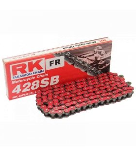 CHAN RK 428SB RED 136 links