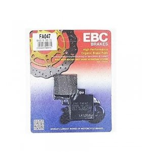 REAR BRAKE PADS STD EBC FA047/3