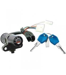 LOCK SET APRILIA RS50 (06-11) DERBI SENDA (04-) GPR (04-)