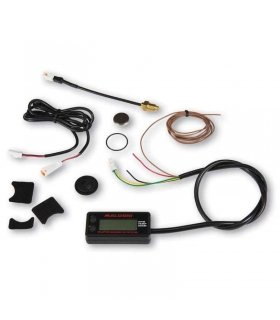 MALOSSI RAPID SENSE SYSTEM CONTROLADOR RPM+TEMP+HORAS