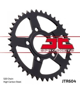 REAR SPROCKET  JT604 HONDA NSR125 / CRM125 - GILERA SP01/02