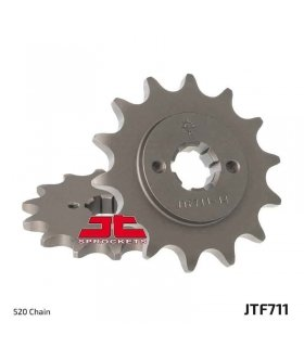 FRONT SPROCKET JT 711 CAGIVA MITO / FRECCIA / RAPTOR 125