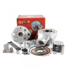 CYLINDER W/ HEAD MINARELLI AM6 D48 80cc CARRERA 44 ITALKIT