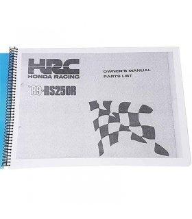 Manual Honda RS250 1989 NF5