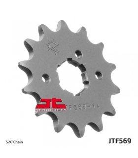 Front Sprocket JT 569 Yamaha RD350, SR250, XV250, YFM350