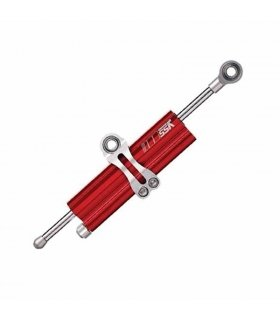 Steering Damper YSS 78mm TOP LINE Red