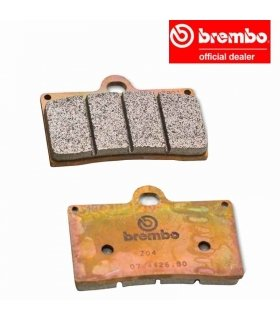BRAKE PAD BREMBO RACING Z04 M538Z04 107A48653