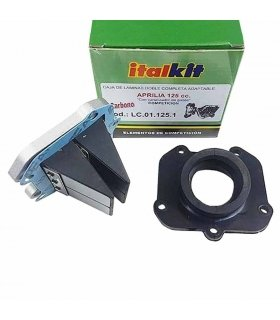 APRILIA RS125 ITALKIT RACING CARBON REED VALVE