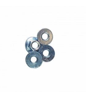 CYLINDER HEAD NUTS M7X1MM 4 PIECES