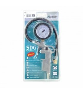 AIRCRAFT SDG Test manometer inflated pistol compressed air