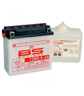 BS BATTERY 12N5.5-4A