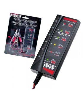 BATTERY TESTER  BS CHARGER BT-02