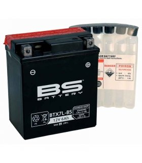 BATERIA BS BATTERY BTX7L-BS