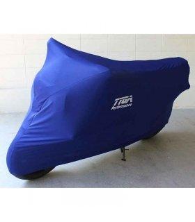 Funda de moto Tyga Performance azul universal