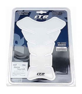 ITR Protective tank pad clear