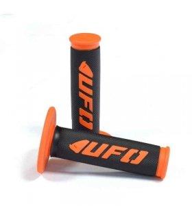 UFO cross / enduro grips Challenger orange MA01823-127