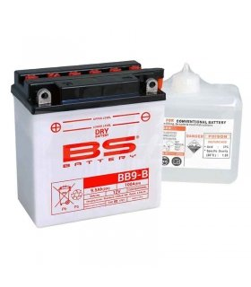 Bateria BS Battery BB9-B (YB9-B)