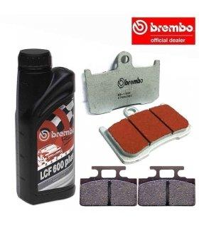 BREMBO PACK HONDA NSF250 / RS125 NX4 RADIAL / MORIWAKI MD250