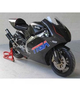 APRILIA RS250 TYGA CARBON FAIRING SET RACE