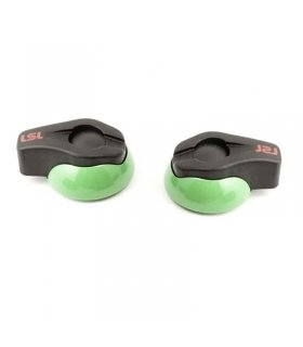 Protectores de carenado verde LSL 550-002GR
