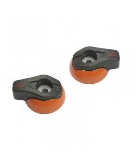 LSL Orange Crash Pads LSL 550-002OR