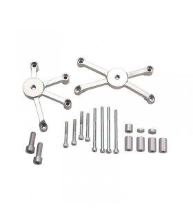 Kit montaje protectores de carenado CBR 125 '04-´06 LSL 550H109
