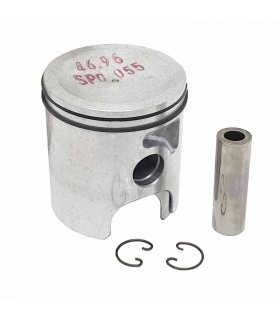 PISTON DERBI GPR 75 MAHLE FOR CAST IRON CYLINDER