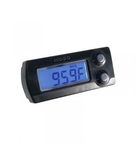 """Koso Exhaust Gas Thermometer """"EGT"""" blue lighting BA004062"""