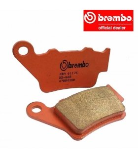 BRAKE PAD BREMBO 07BB02SD SINTERED