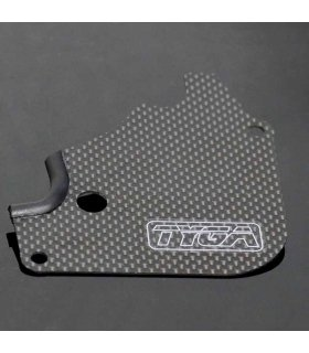 Carbon Oil Pump Cover RGV250 VJ21/VJ22 , Aprilia RS250
