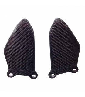 CARBON HEEL GUARDS HONDA NSR125 TYGA