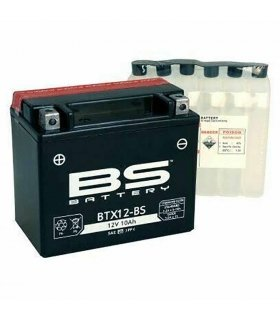 BATERIA BS BATTERY BTX12-BS