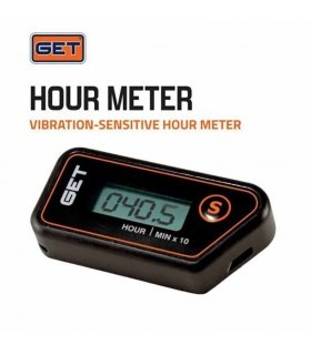 CONTADOR DE HORAS GET WIRELESS HOUR METER