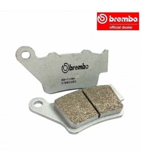 BRAKE PAD BREMBO 07BB02SX SINTERED