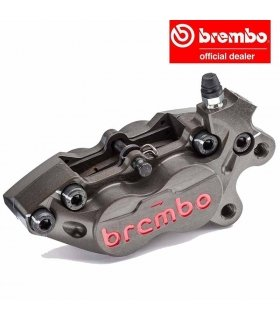 BREMBO CNC RACING CALIPER P4-30/34 FRONT RIGHT 40MM MOUNTING