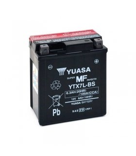 Bateria YUASA YTX7L-BS