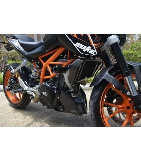 Carbon belly pan, KTM Duke 125/200