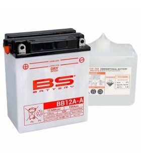 BATERIA BS BATTERY BB12A-A ( YB12A-A )