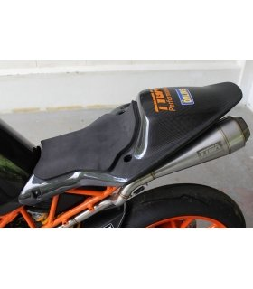 """Carbon seat cowling set street """"sup style"""", KTM RC125/RC200/RC390"""