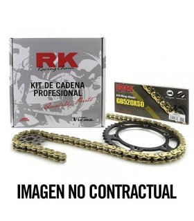 Chain And Sprocket Kit KTM RC125 2014-2016 RK 520SO (14-45-112)