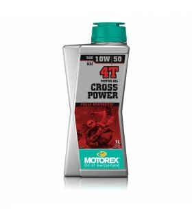 ACEITE MOTOREX CROSS POWER 4T 10W50 1L