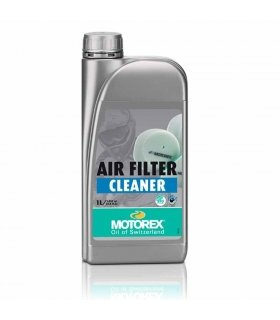 LIMPIADOR FILTROS MOTOREX AIR FILTER CLEANER 1L