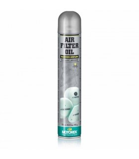 ACEITE FILTROS MOTOREX AIR FILTER OIL SPRAY 750ML
