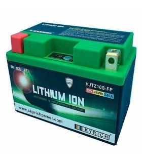 BATERIA DE LITIO SKYRICH HJTZ10S-FP LITZ10S (Con Indicador de carga)