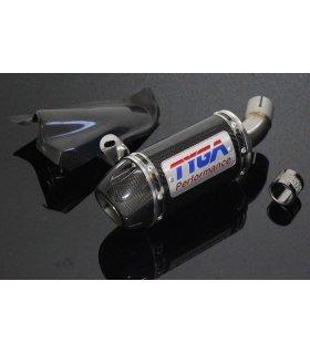 Silencioso carbono TYGA, Yamaha R25 / R3
