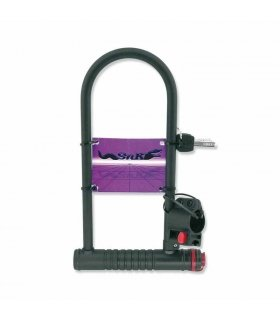 LOCK. BYCICLE FORK. WITH BRACKET. 190x320
