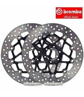 Discos Brembo Serie Oro 78.B408.A3
