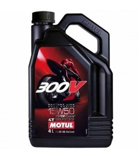 MOTUL 300V 15W50 Factory Line Road Racing 4L