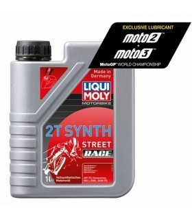 Aceite Liqui-Moly Synth Street Race 2T 1L